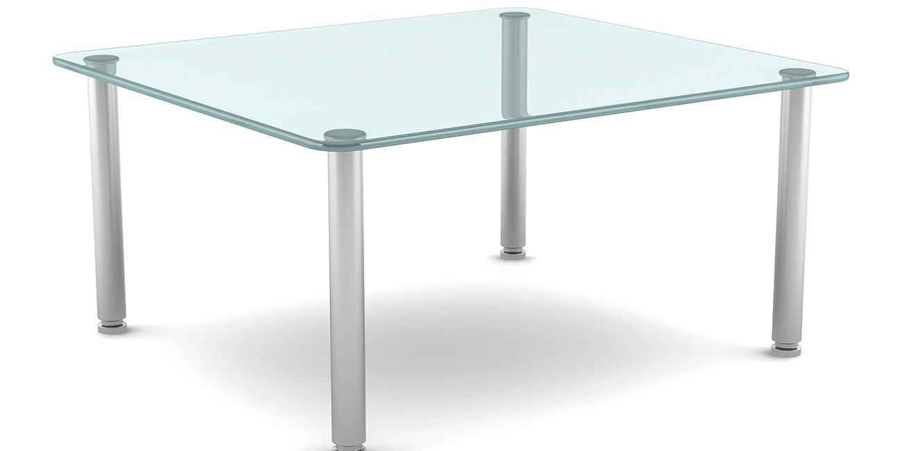 Mesas de cristal - Mesas ovaladas de cristal ...